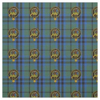Clan Keith Ancient Tartan & Crest Fabric