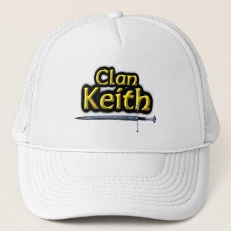Clan Keith Scottish Inspiration Trucker Hat