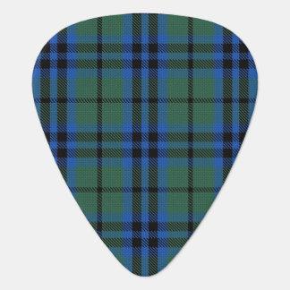 Clan Keith Sounds of Scotland Tartan Guitar Pick