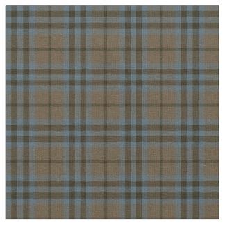 Clan Keith Weathered Tartan Fabric