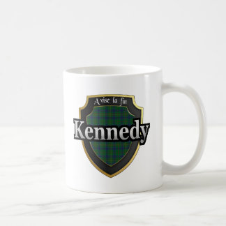Clan Kennedy Scottish Dynasty Tartan Mugs Cups