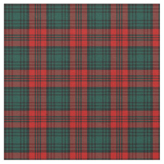 Clan Kerr Tartan Fabric