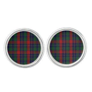 Clan Kilgour Plaid Cuff Links