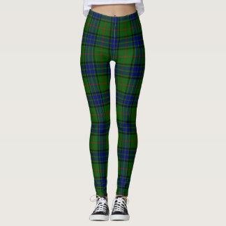 Clan Lauder Tartan Leggings