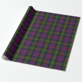 Clan Logan Scottish Tartan Wrapping Paper