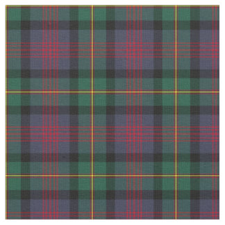 Clan Logan Tartan Fabric