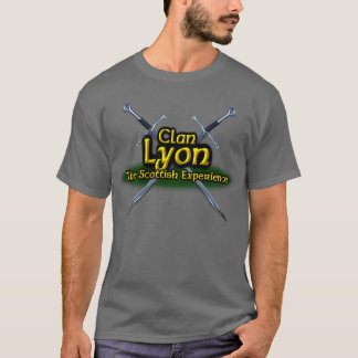 Clan Lyon The Scottish Experience T-Shirt