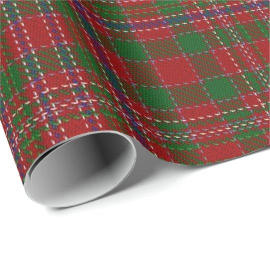 Clan MacAlister Scottish Tartan