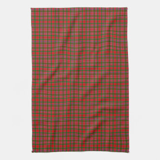 Clan MacAlister Tartan Kitchen Towel