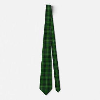 Clan MacArthur Tartan Plaid Neck Tie