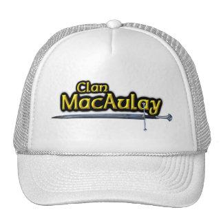 Clan MacAulay Scottish Inspiration Trucker Hat