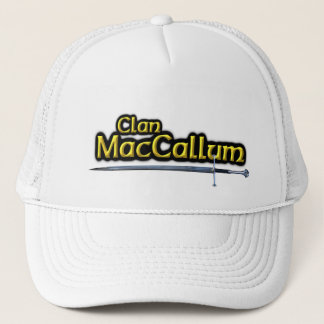 Clan MacCallum Scottish Inspiration Trucker Hat