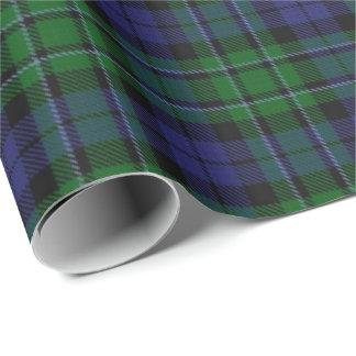 Clan MacCallum Scottish Tartan