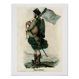 Clan MacCrimmon Poster