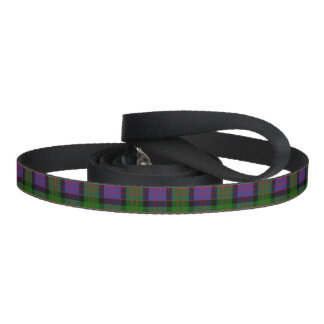 Clan MacDonald Tartan Dog Leash
