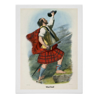 Clan MacDuff Poster