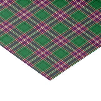 Clan MacFarlane Hunting Tartan Tissue Paper
