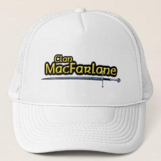 Clan MacFarlane Scottish Inspiration Trucker Hat