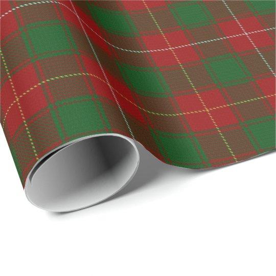 Clan MacFie Scottish Tartan