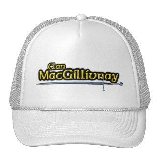 Clan MacGillivray Scottish Inspiration Trucker Hat