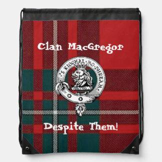 Clan MacGregor Despite Them Backpack