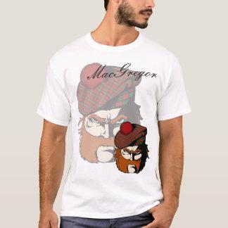 Clan MacGregor Scottish Warrior T-Shirt