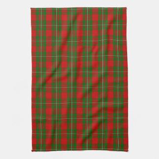 Clan MacGregor Tartan Kitchen Towel