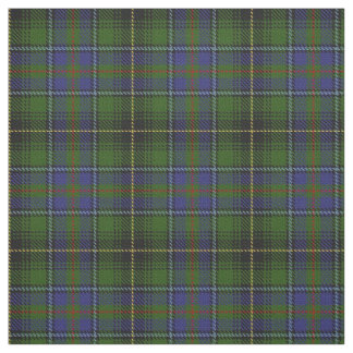 Clan MacInnes Scottish Tartan Plaid Fabric