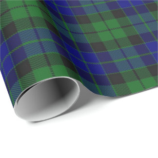 Clan MacKay McKay Scottish Tartan Wrapping Paper
