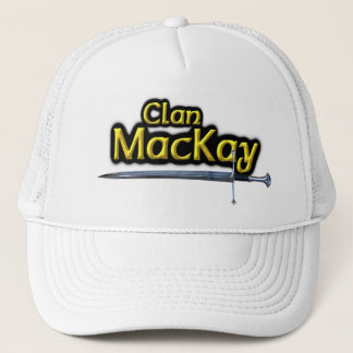 Clan MacKay Scottish Inspiration Trucker Hat