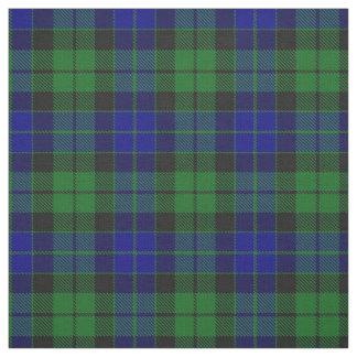 Clan MacKay Scottish Tartan Plaid Fabric