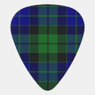Clan MacKay Sounds of Scotland Tartan Guitar Pick