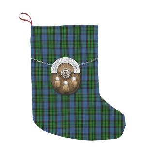 Clan MacKay Tartan Small Christmas Stocking