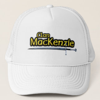 Clan MacKenzie Scottish Inspiration Trucker Hat