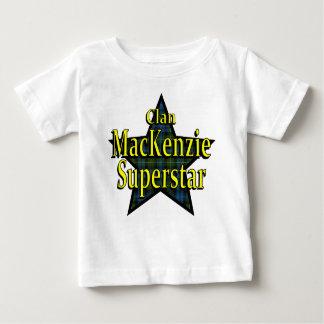 Clan MacKenzie Superstar Infant T-Shirt