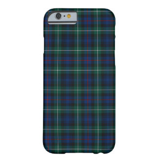 Clan Mackenzie Tartan Barely There iPhone 6 Case