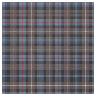Clan Mackenzie Weathered Tartan Fabric
