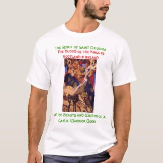 Clan MacKinnon-Empowering Women since 837 AD T-Shirt