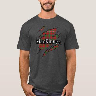Clan MacKinnon Tartan Spirit Shirt