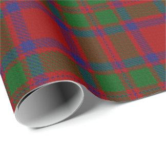 Clan MacKintosh McIntosh Scottish Tartan Wrapping Paper