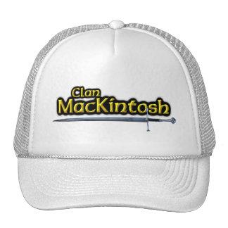 Clan MacKintosh Scottish Inspiration Trucker Hat
