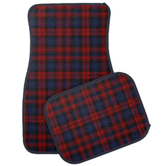 Clan MacLachlan Plaid Car Mat Set