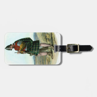 Clan MacLaren Luggage Tag