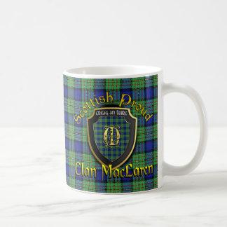 Clan MacLaren Scottish Proud Cups Mugs