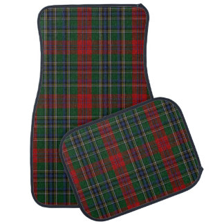 Clan MacLean Plaid Car Mat Set