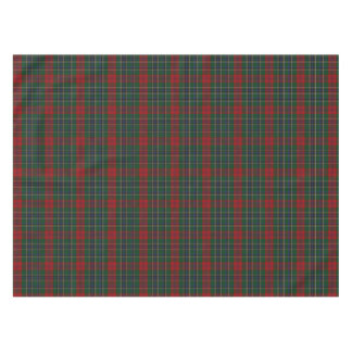 Clan MacLean Tartan Plaid Table Cloth