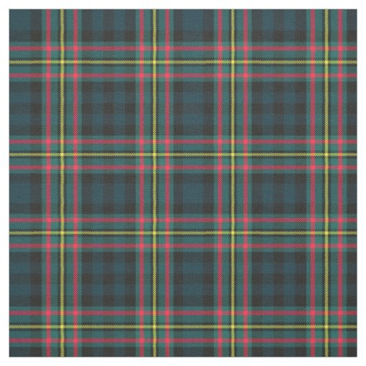 Clan MacLellan 3 Scottish Tartan Plaid Fabric