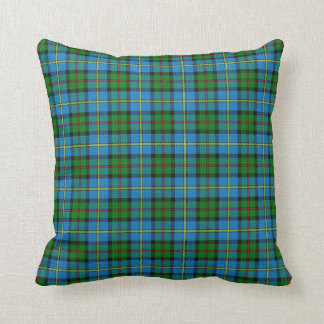 Clan MacLeod Harris & Lewis Tartan Dream Throw Pillow