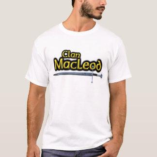 Clan MacLeod Inspired Scottish T-Shirt