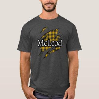 Clan MacLeod McLeod Tartan Spirit Shirt